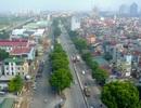 Công trường đường vành đai hơn 8.500 tỷ đồng ở Hà Nội