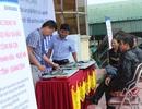 Hỗ trợ sửa chữa thiết bị điện tử cho người dân sau bão lũ