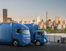 Giới thiệu xe tải và xe khách chạy hoàn toàn bằng điện