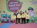"""Hội  thao Fami Kid """"bùng nổ ở Nam Định"""