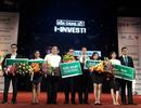 Nguyễn Trọng Đình Tâm giành quán quân I-INVEST 2017