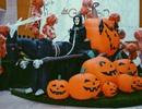 Trải nghiệm Halloween kỳ thú tại Trung tâm thương mại The Garden