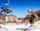 Đi ngay Hàn Quốc trải nghiệm trượt tuyết mùa đông