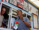 So sánh đồ ăn yêu thích của tổng thống Donald Trump và Barack Obama