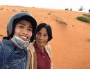 Phượt thủ 9X đưa mẹ cùng xuyên Việt