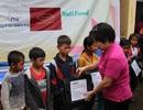 Mang niềm vui cho học sinh nghèo Kon Tum, Quảng Ngãi mùa tựu trường