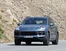Hình ảnh rõ nét đầu tiên về Porsche Cayenne thế hệ mới