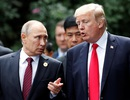 Bình luận Twitter của ông Trump được báo cáo thường xuyên cho ông Putin