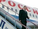 Chiêm ngưỡng dàn phương tiện hùng hậu phục vụ Tổng thống Putin