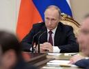 Ông  Putin bỏ dở cuộc họp vì một cuộc gọi khẩn cấp