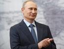 """Ông Putin vượt """"ải"""" tái tranh cử đầu tiên"""
