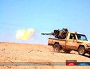 Syria cắt đứt tuyến đường cung cấp chính của IS từ Aleppo đến Raqqa