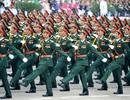 Căn cứ mức lương cũ để chuyển xếp lương quân nhân chuyên nghiệp