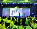 Khách hàng nhận thưởng chuyến du lịch Châu Âu tại buổi mở bán Sun Grand City Ancora Residence