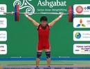 Trần Lê Quốc Toàn giành HCV cử tạ vô địch châu Á