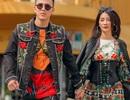 BTV Quỳnh Chi nắm tay Mai Tiến Dũng như đôi tình nhân trên phố