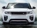 Động cơ mới cho Range Rover Evoque và Land Rover Discovery Sport