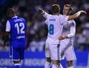 Deportivo 0-3 Real Madrid: Gareth Bale ghi bàn