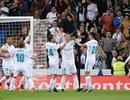 Thắng đậm Eibar, Real Madrid thu hẹp cách biệt với Barcelona