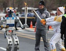 Hàn Quốc sử dụng robot để rước đuốc trong Thế vận hội Mùa đông