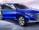 Roewe Vision-E Concept - SUV hạng sang thương hiệu Trung Quốc