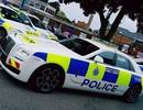 Chiếc xe cảnh sát Rolls-Royce Ghost độc nhất vô nhị