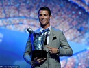 Cầu thủ xuất sắc nhất châu Âu 2016/17: C.Ronaldo áp đảo