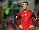 C.Ronaldo bị gạch tên khỏi đội tuyển Bồ Đào Nha