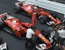 Vettel giành chiến thắng chặng - Sắc đỏ phủ kín Monte Carlo