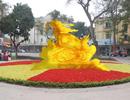 Hà Nội bác đề xuất xây biểu tượng rùa vàng 10 tấn bên Hồ Gươm