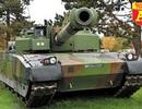 """[Infographic] Lộ diện siêu tăng NATO cỡ nòng """"khủng"""" có thể dễ dàng tiêu diệt T-14 Armata Nga"""