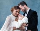 Ảnh cưới đẹp như mơ của Serena Williams