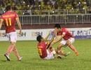 Sài Gòn FC đánh bại SL Nghệ An trong trận cầu giàu kịch tính
