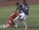 """Vụ Samson vào bóng """"liều lĩnh"""": Ban trọng tài vừa đá bóng vừa thổi còi"""