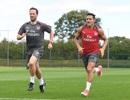 Trở lại tập luyện cùng Arsenal, Alexis Sanchez chưa nguôi ý định ra đi