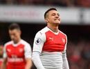 Chưa thể ra đi, Alexis Sanchez ngậm ngùi trở lại Arsenal