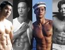 """Những sao nam sở hữu body vạm vỡ, """"hút mắt"""" nhất showbiz Việt"""