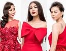 Dàn sao Việt rạng rỡ với sắc đỏ