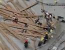 Sập giàn giáo tại nhà máy điện Trung Quốc, 9 người chết
