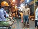 Hà Nội tạm dừng thi công công trình chung cư bị sập giàn giáo