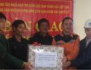 Cứu hộ thành công 7 ngư dân gặp nạn trên biển