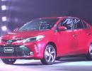Toyota giới thiệu Vios phiên bản nâng cấp cho thị trường ASEAN