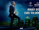 Jose Mourinho kêu gọi fan Việt khuấy động cuộc vui bóng đá