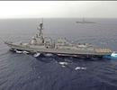 Việt Nam lên tiếng việc tàu chiến Mỹ tiến sát bãi đá Vành Khăn