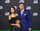 Án tù lơ lửng, C.Ronaldo vẫn nhởn nhơ tình tứ với bạn gái