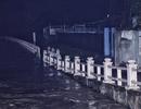 Thị xã Ninh Hoà bị biển nước bao vây, mất điện diện rộng