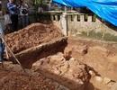 Sẽ mở rộng khai quật tìm kiếm dấu vết lăng mộ vua Quang Trung