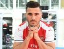 Arsenal chính thức sở hữu tân binh đầu tiên