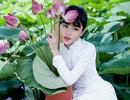 Nữ sinh Bưu chính viễn thông thích đọc sách, yêu hoa sen
