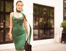 Nữ MC truyền hình biến hóa gợi cảm tựa tín đồ thời trang